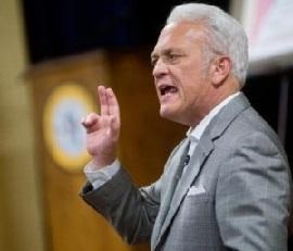 Rev. Charles Foster Johnson – Executive Director of Pastors for Texas Children
