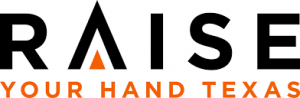 raiseyourhandtexas_logo
